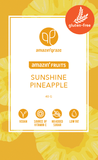 Amazin'Graze's Sunshine Pineapple Fruit Chips
