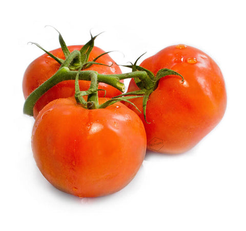 Red Tomatoes, on the Vine