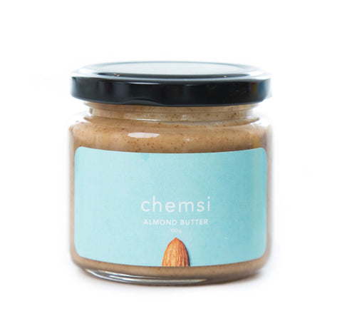 Chemsifood's Sea Salt Almond Butter