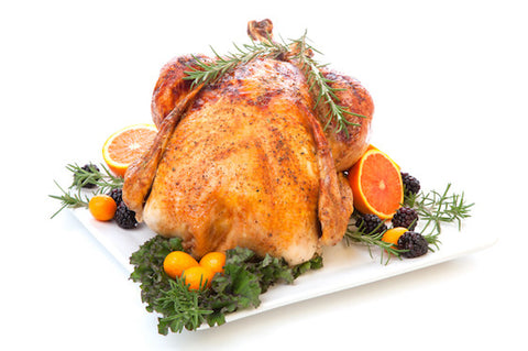 Norbest Ranch Raised Natural Grade A Turkey (Frozen)