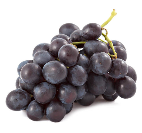Seedless Black Grapes (Crate of 8kg)