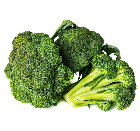 Fresh Broccoli (4 heads)