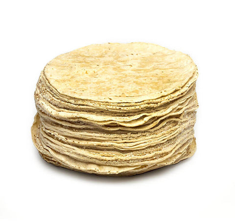 "Aranda's 6.0"" Corn Tortillas (Frozen)"