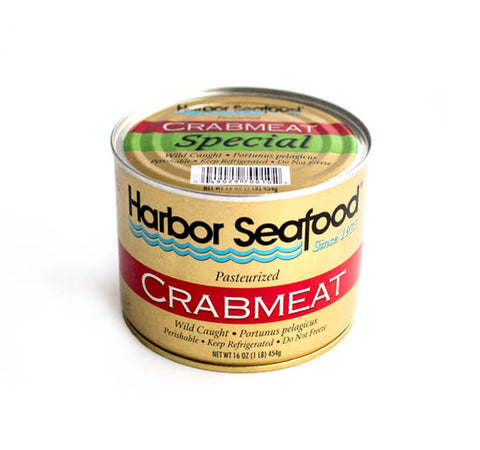 Harbor Seafood's Blue Crabmeat - Special