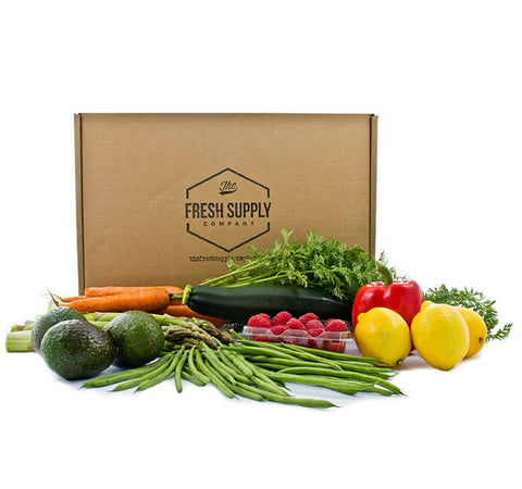 Organic Crates for 1 to 2 people (HKD500 each)