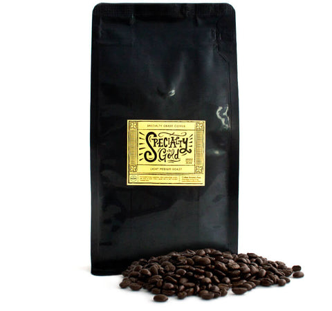 CRA's Espresso - Specialty Gold (Medium)