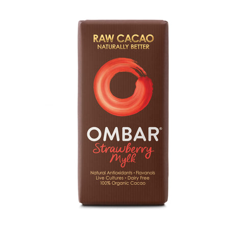 Ombar's Strawberry Mylk Bar