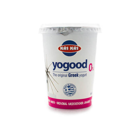 Kri Kri's Authentic Greek Yogurt - 0%