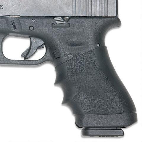 Hogue 17000 Handall Grip-Slip On-Glock-P89-Taurus 92