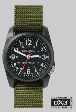 BERTUCCI DX3 FOREST FIELD WATCH