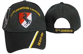 11th ARMORED CAVALRY HAT