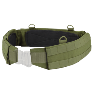 CONDOR 121160: Slim Battle Belt