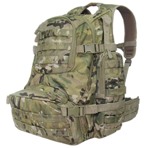 CONDOR 147-008 Urban Go Pack - MultiCam