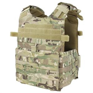 CONDOR 201039-008 Gunner Lightweight Plate Carrier with MultiCam®