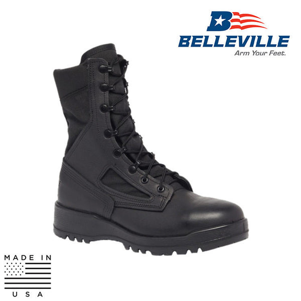 BELLEVILLE 300TROP ST HOT WEATHER STEEL TOE BOOTS