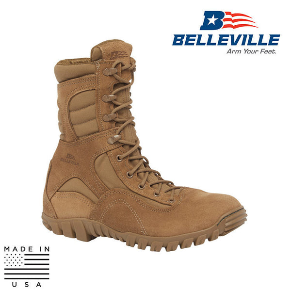 Belleville Sabre 533 ST Hot Weather Hybrid Steel Toe Assault Boots