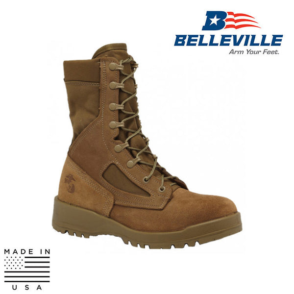 Belleville 550 ST USMC Hot Weather Steel Toe Boots