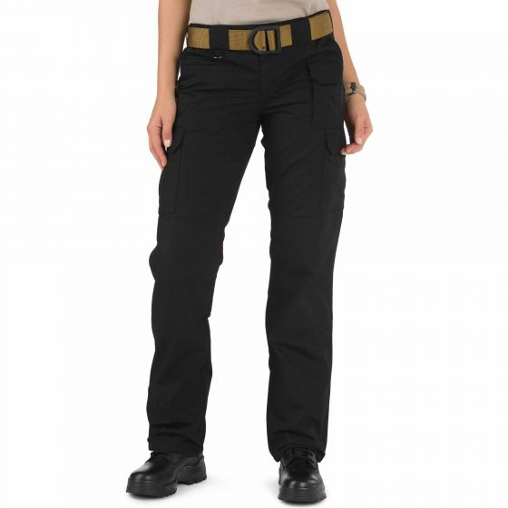 5.11 Tactical Black Women's Taclite Pants