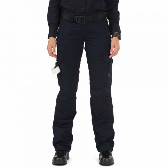 5.11 Tactical Dk Navy Women's Taclite Ems Pants
