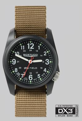 BERTUCCI DX3 COYOTE FIELD WATCH