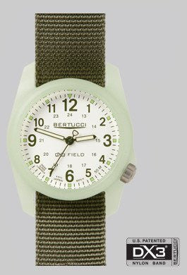 BERTUCCI A2R DX3 LUM CASE FIELD WATCH
