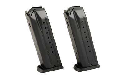 MAG RUGER SR9/9C/9E/PC 9MM 17RD 2PK