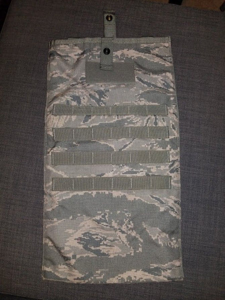 SURPLUS ABU MOLLE HYDRATION CARRIER (NO BLADDER)
