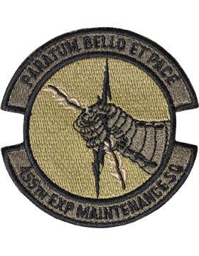 OCP 455TH EXPEDITIONARY MAINTENANCE SQUADRON VELCRO