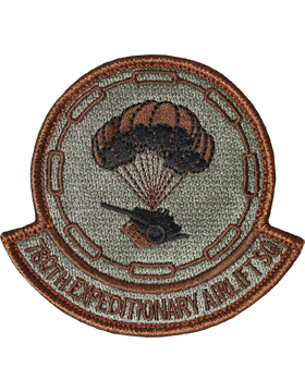 OCP 780TH EXPEDITIONARY AIRLIFT SQUADRON VELCRO