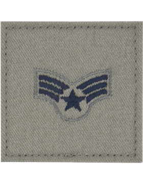 AIR FORCE ABU SENIOR AIRMAN VELCRO RANK