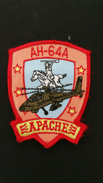 AH-64A APACHE PATCH