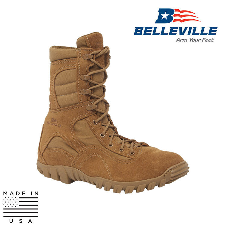 Belleville Sabre C333 Hot Weather Hybrid Assault Boots