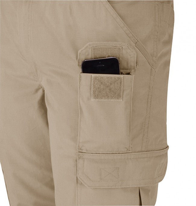 Black Propper™ Women's Canvas Tactical Pant