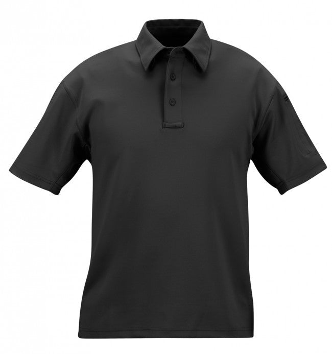 Charcoal Propper I.C.E.™ Men's Performance Polo – Short Sleeve
