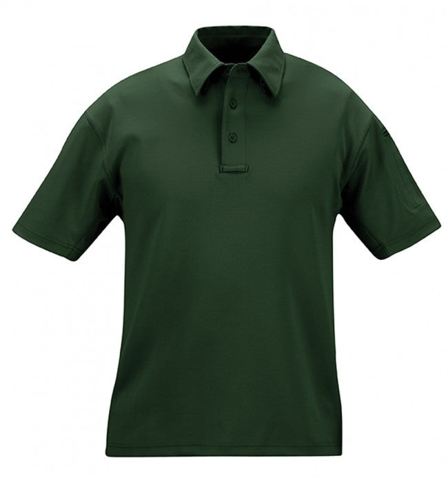 Dark Green Propper I.C.E.™ Men's Performance Polo – Short Sleeve