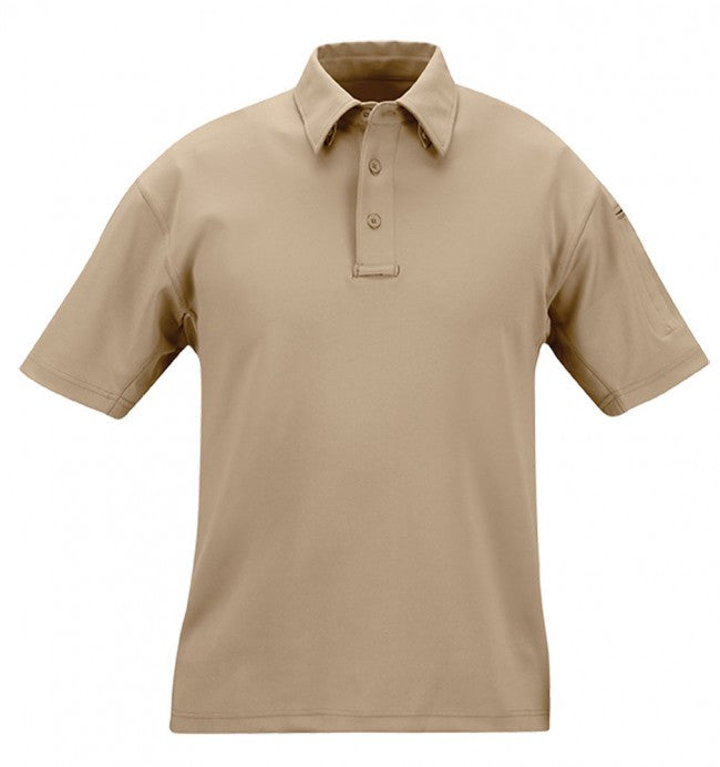 Silver Tan Propper I.C.E.™ Men's Performance Polo – Short Sleeve