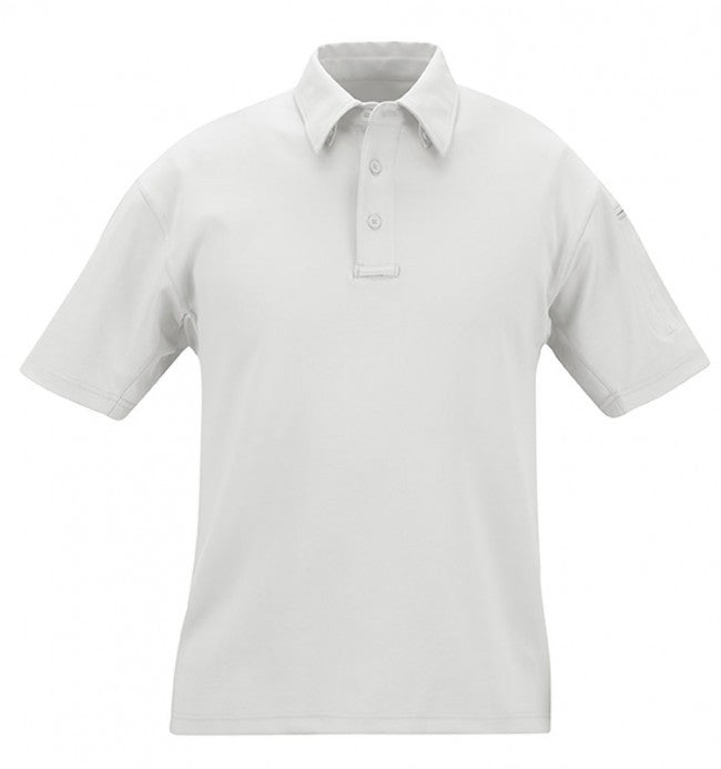 White Propper I.C.E.™ Men's Performance Polo – Short Sleeve