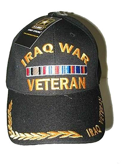 IRAQ WAR VETERAN HAT