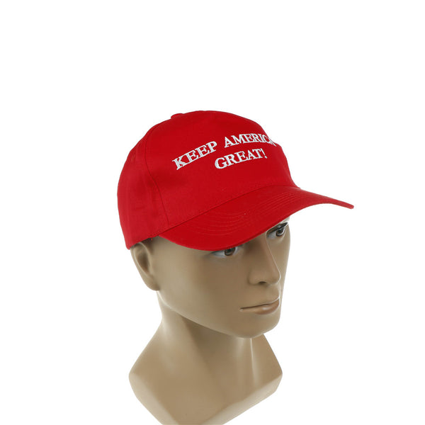 RED KEEP AMERICA GREAT BALLCAP