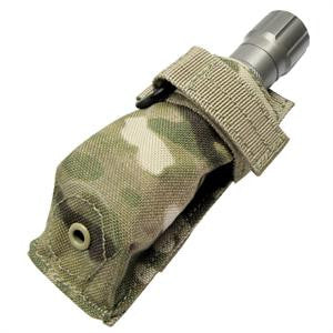 CONDOR MA48-008 Flashlight Pouch - MultiCam