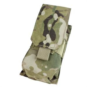 CONDOR MA5-008 Single M4 Mag Pouch - MultiCam