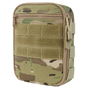 CONDOR MA64-008 Side Kick Pouch-MultiCam
