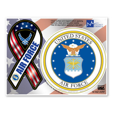 AIR FORCE COMBO MAGNETS