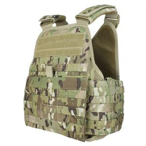 CONDOR MOPC-008 Modular Operator Plate Carrier with MultiCam®
