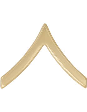 Gold Private Pin