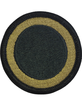 SCORPION 1st CORPS VELCRO PATCH