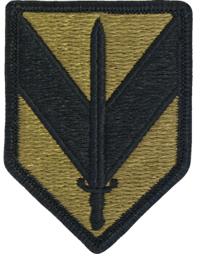 SCORPION 1st SUSTAINMENT BRIGADE VELCRO PATCH