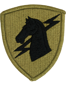 SCORPION 1st SPECIAL OPS COMMAND VELCRO PATCH