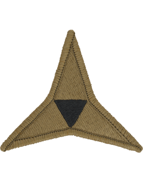 SCORPION 3rd CORPS VELCRO PATCH