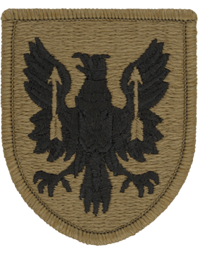 SCORPION 11th AVIATION BRIGADE VELCRO PATCH